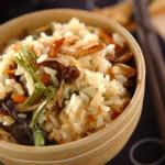 山菜おこわが炊飯器で簡単に!美味しい炊き込み作り方レシピ伝授