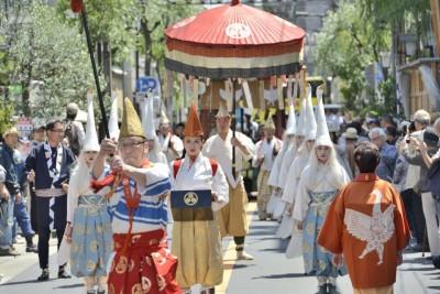 三社祭 大行列