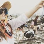 潮干狩りの服装。大人と子供は?女性は砂浜でもおしゃれに!