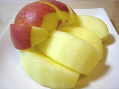 りんご にんにく