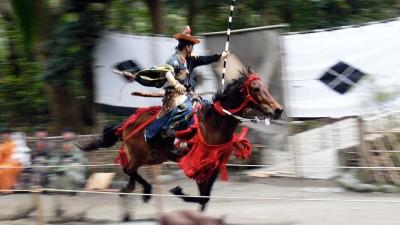 鎌倉まつり 流鏑馬