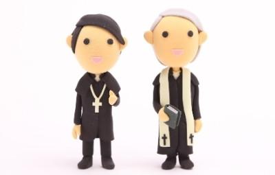 神父 牧師