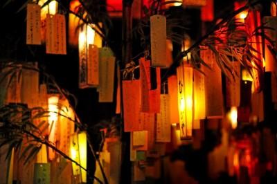 平塚七夕祭り 夜