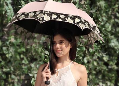 晴雨兼用折りたたみ傘