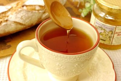はちみつ 紅茶