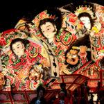 弘前ねぷた祭り2017日程!運行順番とおすすめ鑑賞スポットは?