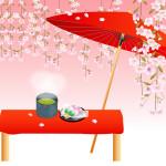 お花見にぴったり!桜が香る桜味お菓子レシピお花見さらに楽しく