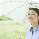 日傘はUVカット100%に決まり!絶対オススメ折りたたみ日傘はコレ!