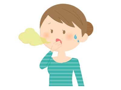 ニンニクの臭いを消す方法