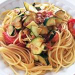 カンタンにできてすごくおいしい!ズッキーニのパスタレシピ