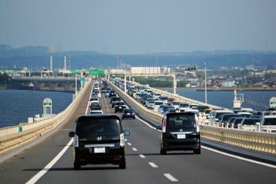 アクアライン 渋滞
