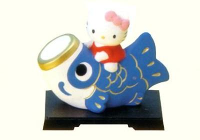 【HELLO KITTY】 鯉のぼり
