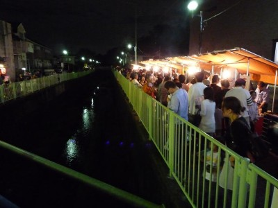 久我山ホタル祭り