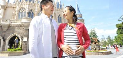 ディズニー 妊婦