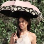 超軽量で持ち運びも超便利!晴雨兼用の折りたたみ傘BEST5