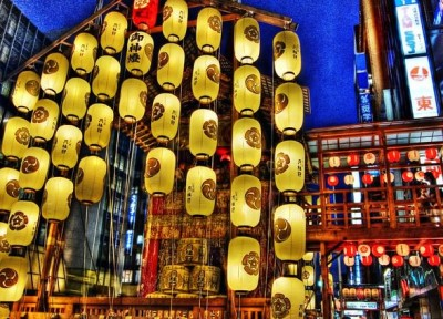 祇園祭 屋台