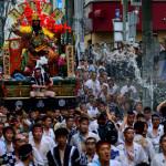 博多祇園山笠2019追い山の時間とコース見どころや場所は?
