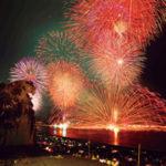 鹿嶋市花火大会2018日程!花火を観るなら穴場と駐車場は?