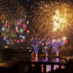 岡崎花火大会2020日程と穴場スポット5選!屋台と駐車場は?